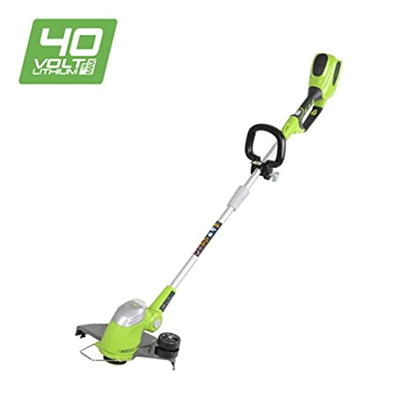 40V Cordless Grass String Trimmer, Cutting Width 30cm - Battery and Charger Not Included