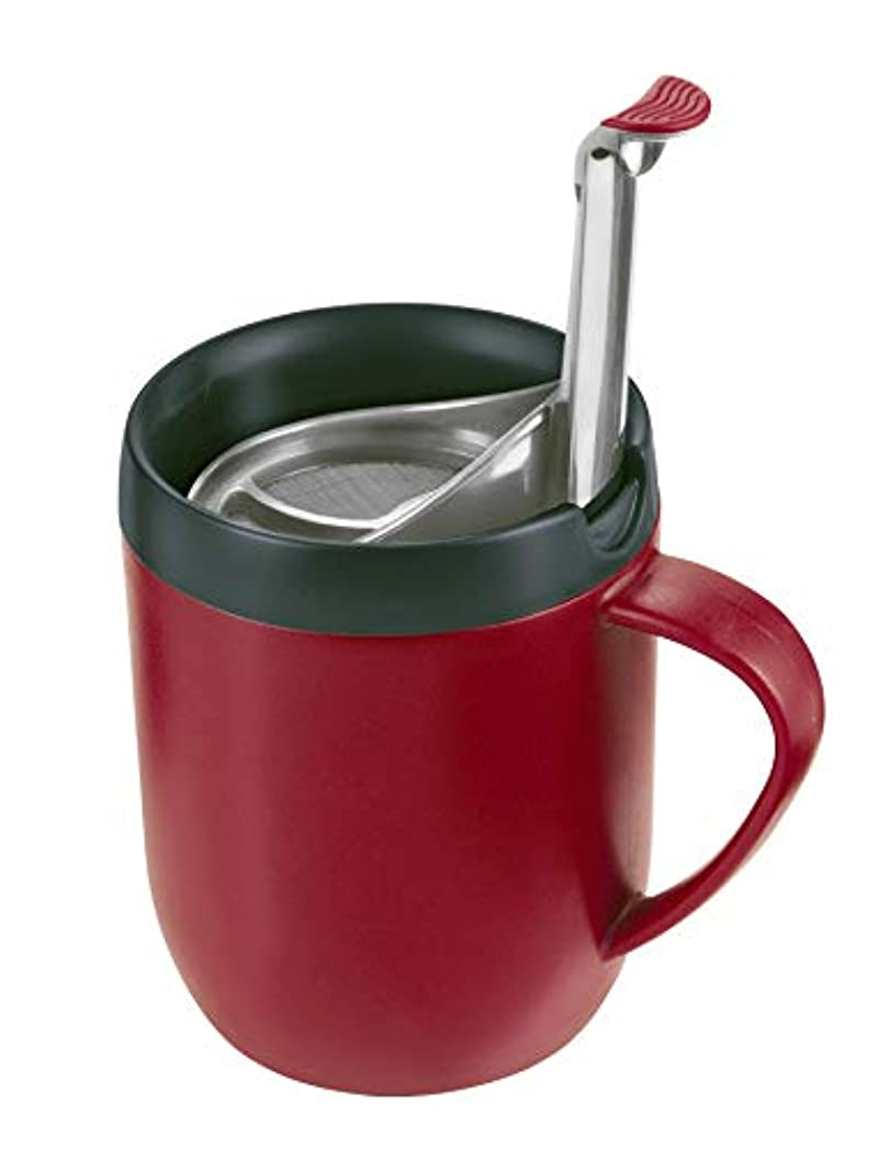 Zyliss Hot Mug Cafetiere, Red