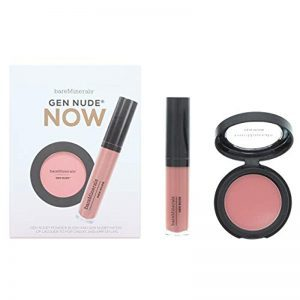 bareMinerals Bare Minerals Gen Nude Now Blush and Lip Lacquer Set