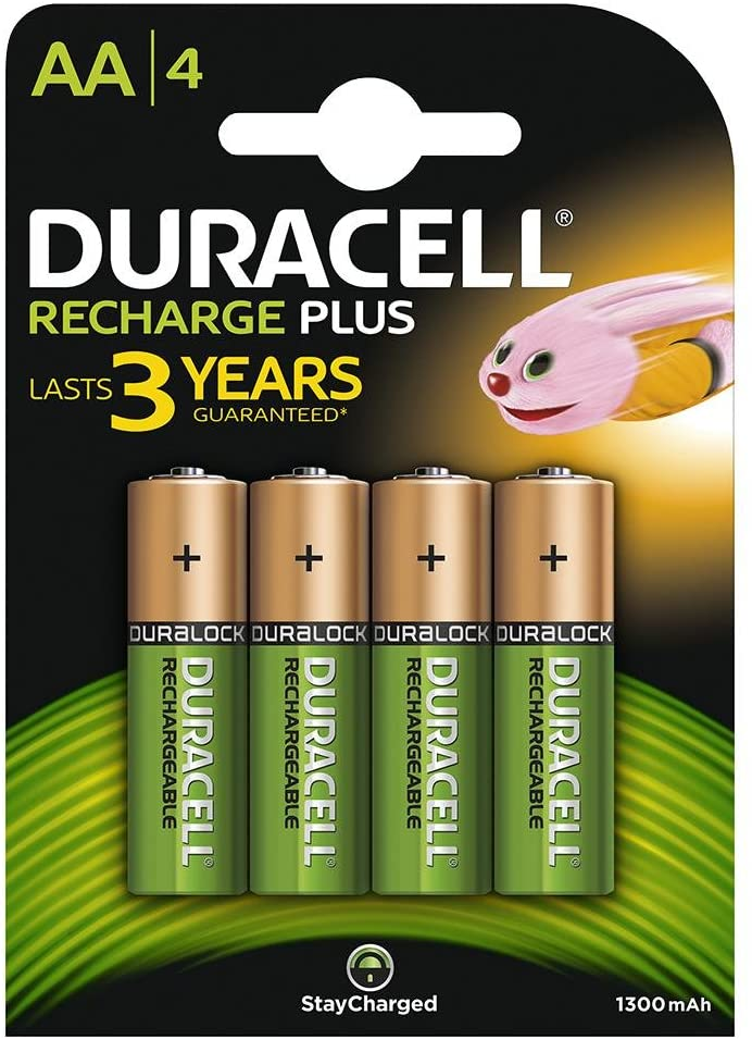 Duracell Rechargeable Battery