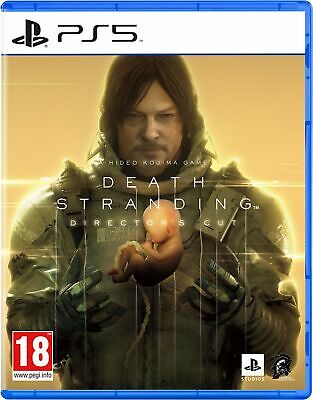 Death Stranding Director's Cut (PS5) Brand New & Sealed Free UK P&P
