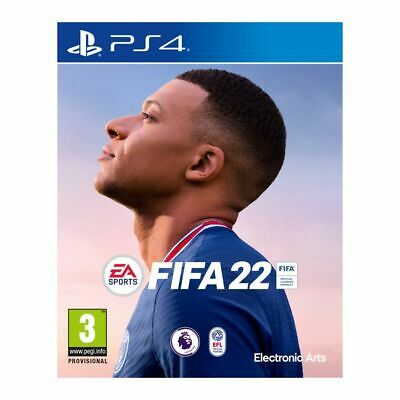 FIFA 22 (PS4) BRAND NEW AND SEALED - IN STOCK - QUICK DISPATCH - FREE POSTAGE