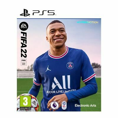 FIFA 22 (PS5) BRAND NEW AND SEALED - IN STOCK - QUICK DISPATCH - FREE POSTAGE