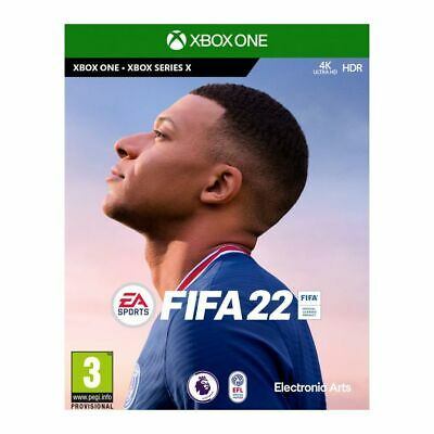 FIFA 22 (Xbox One) NEW AND SEALED - IN STOCK - QUICK DISPATCH - FREE POSTAGE