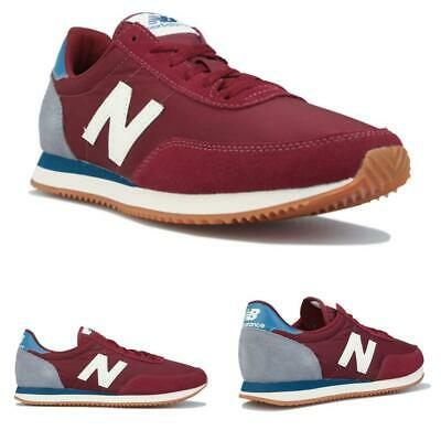 Men's New Balance 720 Lace up Cushioned Trainers in Red
