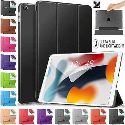 New For Apple iPad 9th 8th 7th Generation 10.2 Case Smart Stand Cover 2021/20/19