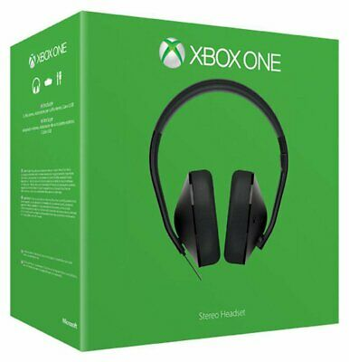 Official Xbox One / Series X Headset Stereo Genuine Microsoft (No Adapter) NEW