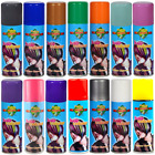 Temporary Hair Colour Spray Wash Out Party Fancy Dress Assorted Hair Colours Dye