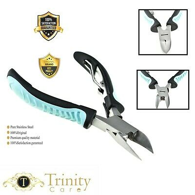 Toe Nail Clippers Cutters Nipper Chiropody Podiatry Heavy Duty Thick Fungus Nail